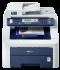 MFC-9120CN Imprimante Multifonction couleur LED réseau avec Fax